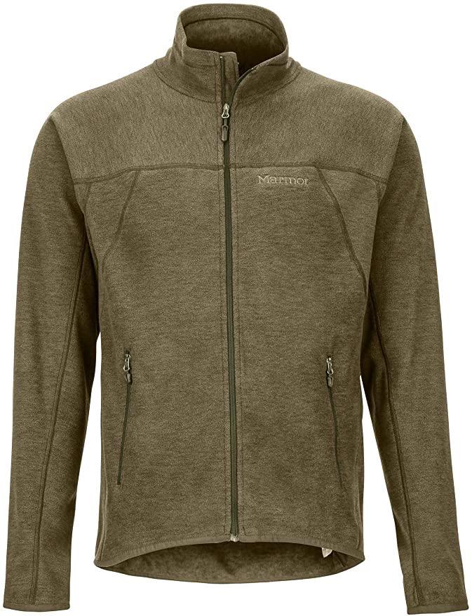 Marmot Pisgah Fleece Jacket Chaqueta Polar, Transpirable Resistente al Viento Hombre