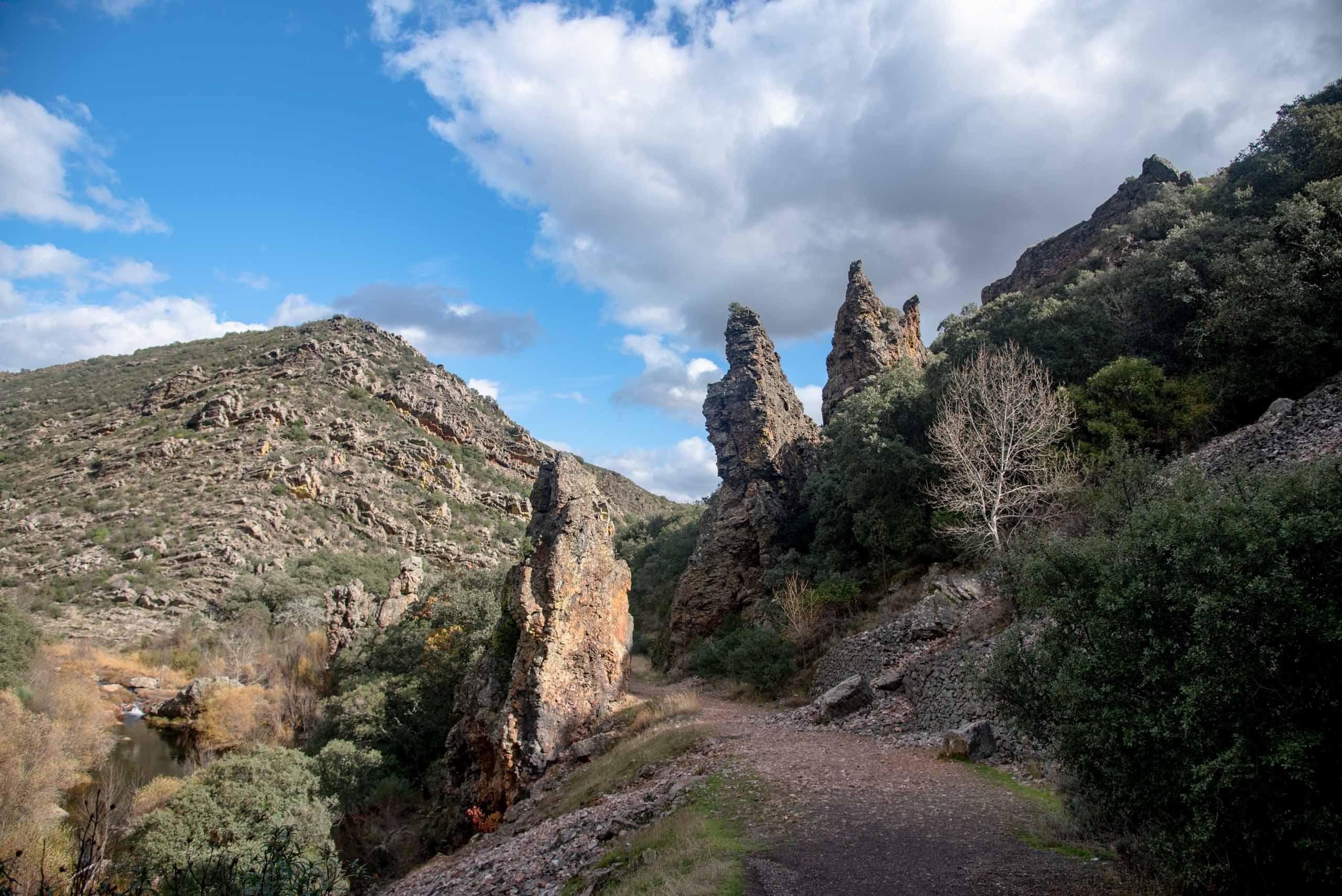 Torres del Boqueron estena
