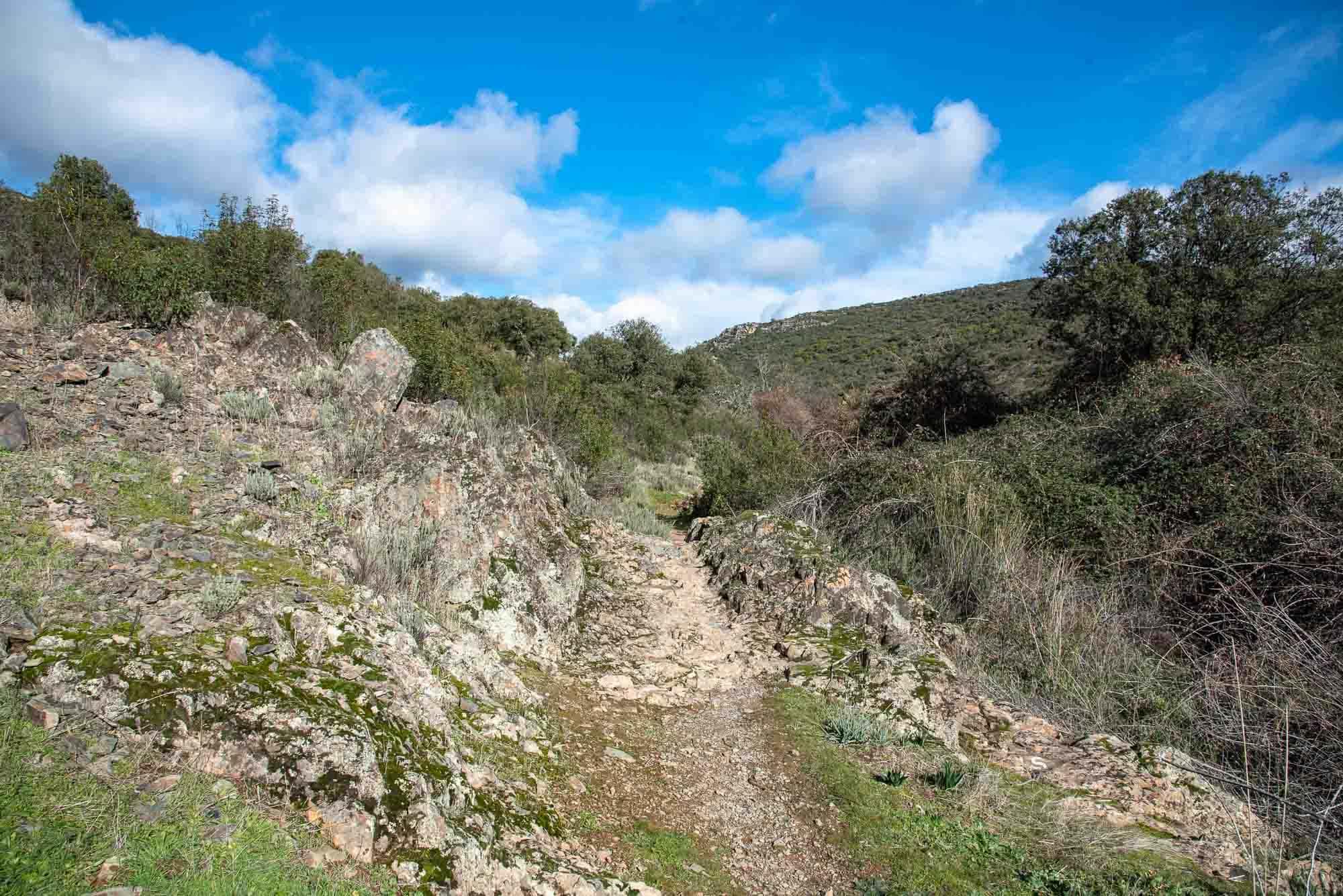 Sendero Chorrera de Horcajo