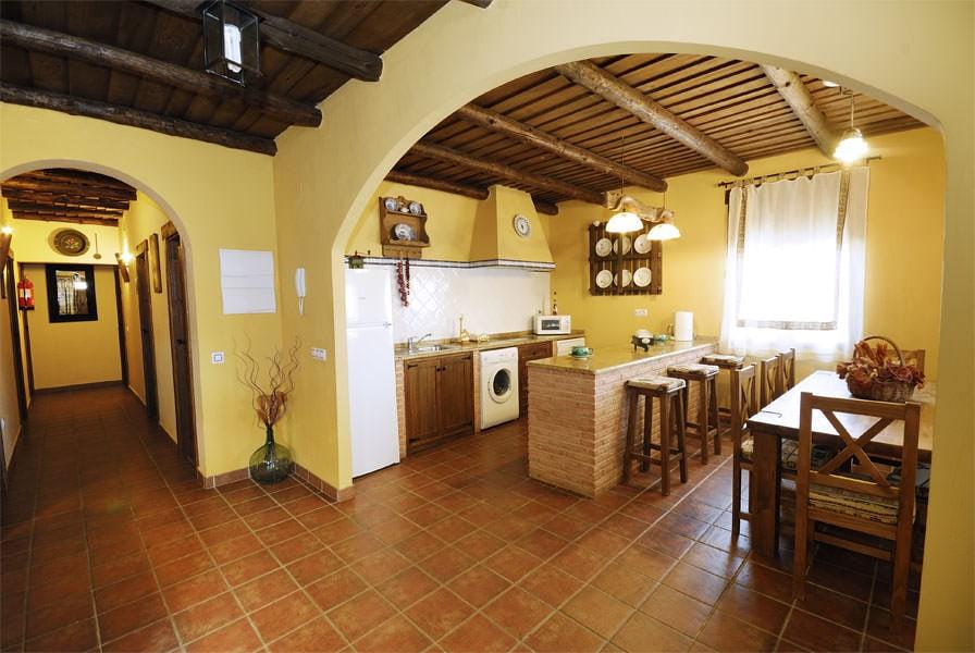 Casa rural El Olivar del Puerto