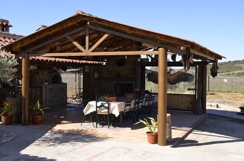Casa rural Los Rodeos